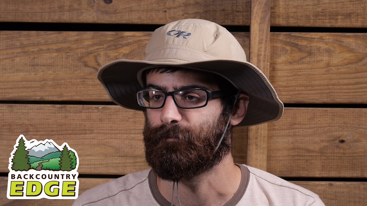 Outdoor Research Helios Sun Hat - YouTube cb86eb38096