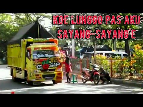 Parodi KORBAN JANJI Truck Indonesia
