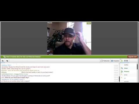 Phoenix of Linkin Park LPU Chat 23/1/13
