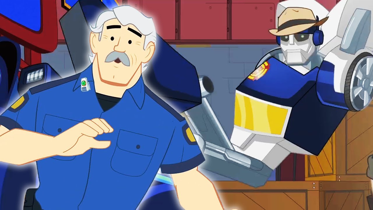 Transformers Official | Bots and Robbers | Full Episodes | Transformers Rescue Bots