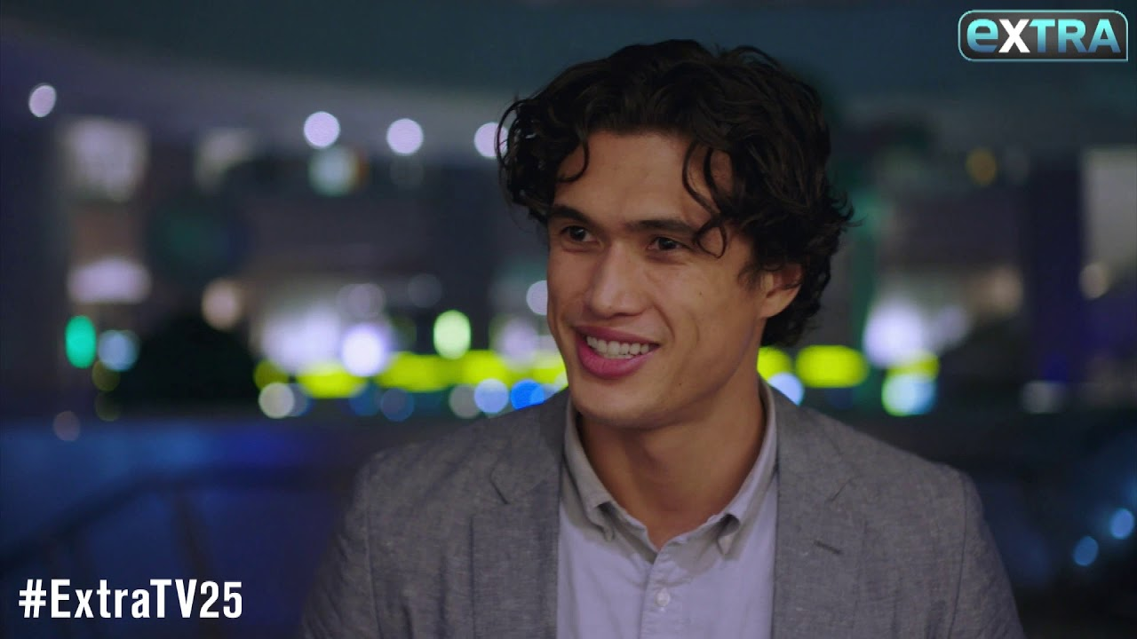 Download Charles Melton on His Romantic Side & 'The Sun Is Also a Star'