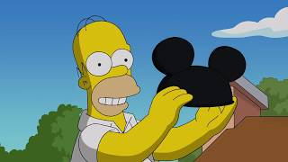 The Simpsons Coming To Disney+ Teaser Trailer