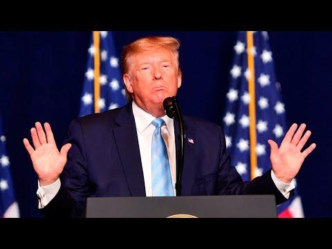 Trump Signals End Of Hong Kong Trade Privileges