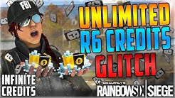 INSANE UNLIMITED R6 CREDIT GLITCH - BUY EVERYTHING - ALL ELITE SKINS FOR FREE - (Rainbow Six Siege)