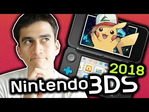 Nintendo 3DS ยังควรซื้ออยู่มั้ย (2018)