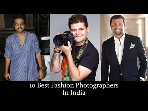 10 Best Fashion Photographers In India
