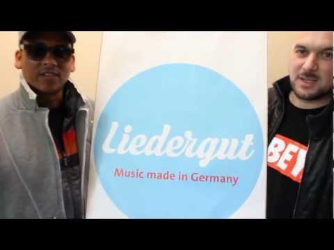 Videobotschaft von XAVAS für Liedergut - Music made in Germany