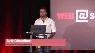 JavaScript Testing and Static Type Systems at Scale - @Scale 2014 - Web