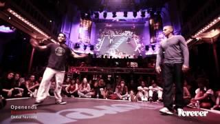 1st Round Battles; Popping Summer Dance Forever 2013