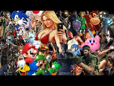 Top 30 Video Game Franchises of All Time