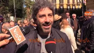 Funerali Necco, Napoli piange il cronista che inventò