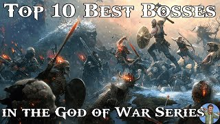 Top 10 Best Bosses in the God of War Series