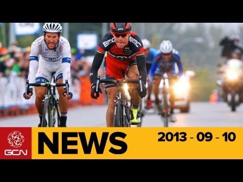 Tour Of Alberta, Vuelta A España And Holland Ladies Tour - GCN Weekly News Show - Episode 37