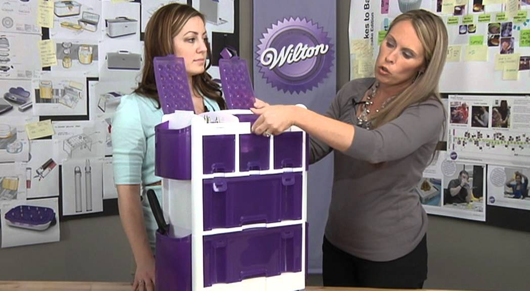 Wiltons Ultimate Rolling Tool Caddy  YouTube