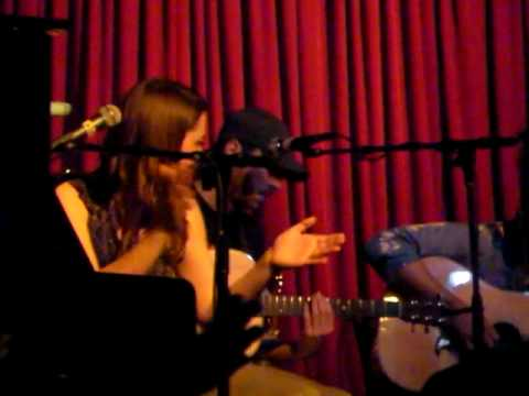 Javier Dunn Sara Bareilles - Heart & Soul cover live hotel cafe 010509