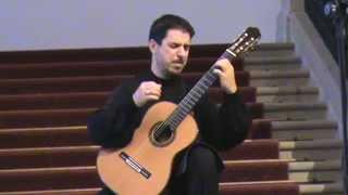 Isaac Albéniz, Mallorca barcarola op.202, Guitar: Mauro Zanatta
