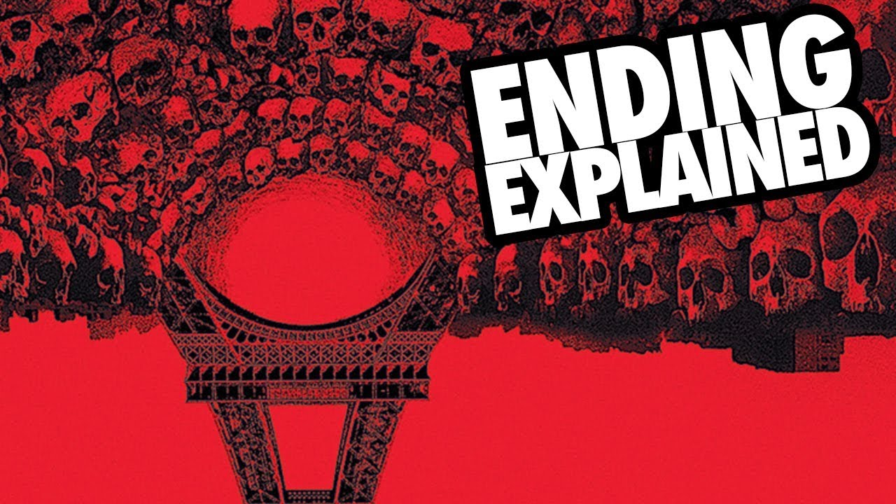 AS ABOVE SO BELOW (2014) Ending Explained + Analysis