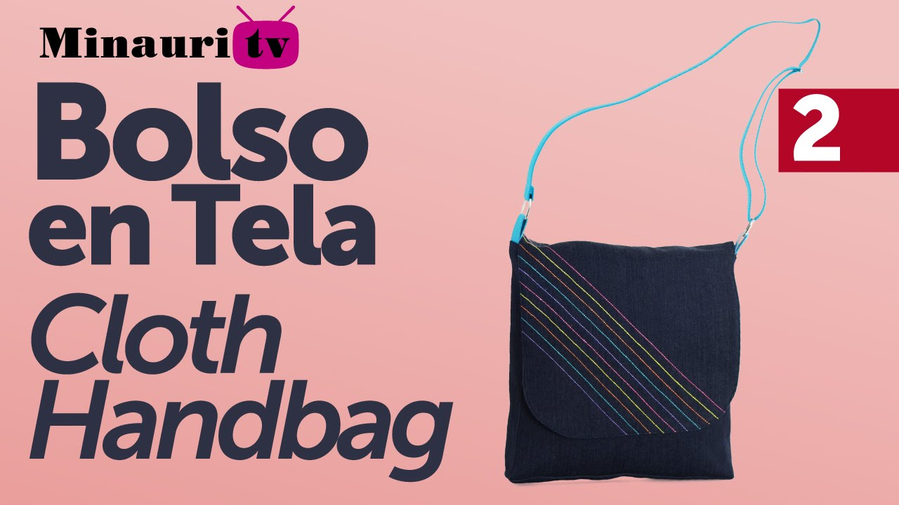 Purses Tela to How Bolso Fabric Tote made 22 Bags en hand ABRwx4T