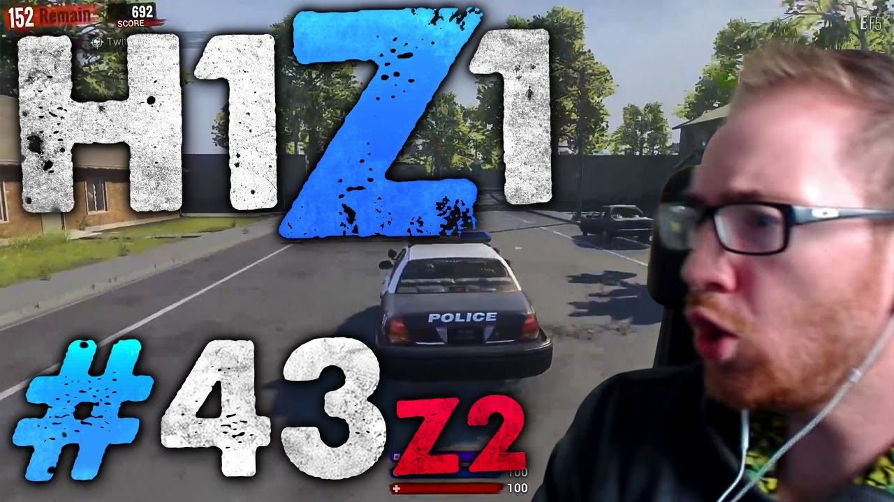 Download THE BOMBS ARE CHASING ME | H1Z1 Z2 Battle Royale #43 | OpTicBigTymeR