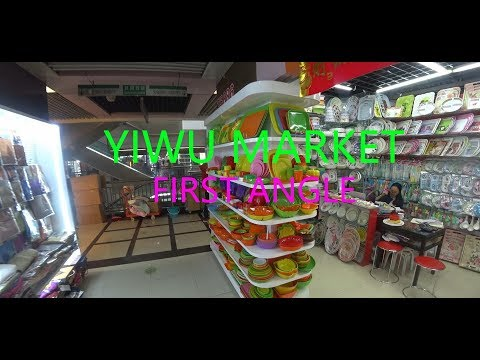 BEST WHOLESALE MARKET IN THE WORLD | 70,000 FACTORIES---FIRST ANGLE (YIWU MARKET AGENT)