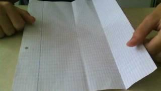 paper bomb (loud noise)