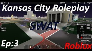 Kansas Highway Patrol! [Roblox] EP:3