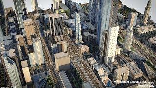 Al Naemani Emirates   Massive Modern City   Minecraft Cinematic