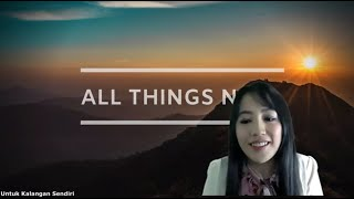 Ps. Lilis Lie - All Things New -