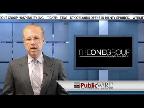 The One Group Hospitality, Inc