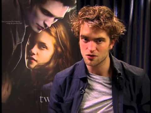 Gordon Keith and Rob Pattinson Interview At Last