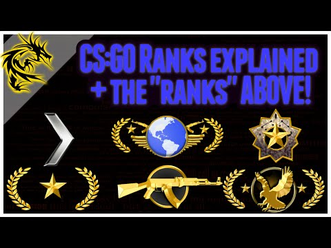 You can GET BETTER than Global elites? YES! Ranks explained & What's ABOVE The TOP ranks!