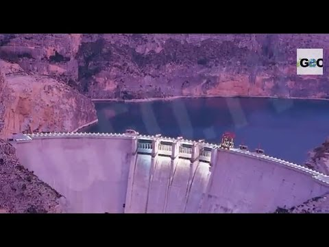 Largest Hydroelectric Power Station in Europe. La Muela II [igeoVision]