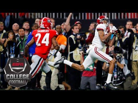 Alabama and Georgia's epic 2018 CFP National Championship Game | NCAA Football Classics
