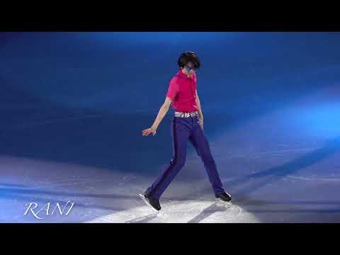 Junhwan CHA(차준환) 4K 180225 Pyeongchang 2018 Figure Skating Gala Show