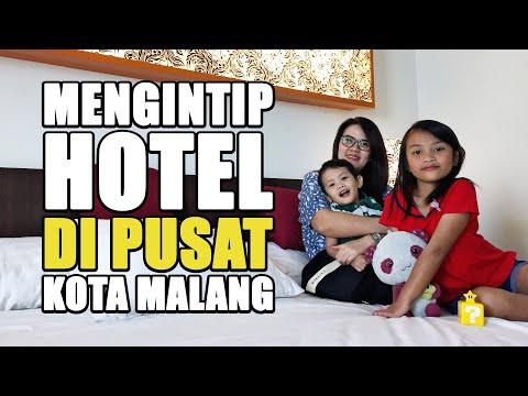 MENGINTIP HOTEL DIPUSAT KOTA MALANG (HOTEL ATRIA MALANG)