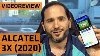 VIDEOREVIEW: SMARTPHONE ALCATEL 3X 2020