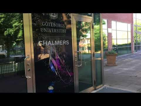 Campus tour | Chalmers Johanneberg