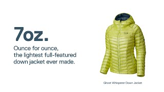 Ghost Whisperer Down Jacket - Mountain Hardwear