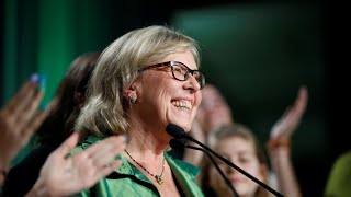 Elizabeth May's full election night speech