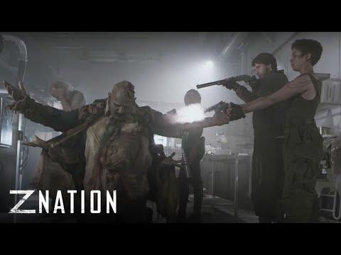 Z NATION | Season 4, Episode 6: All of the Zombie Kills | SYFY