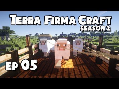 TerraFirmaCraft - S2 #05 - Bridging The Gap