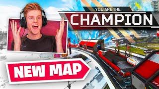 A BRAND NEW MAP! (Apex Legends Season 3)