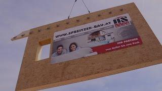 Das Video   - die Firma  -   SPREITZER BAU   - Ybbsitz/Niederösterreich