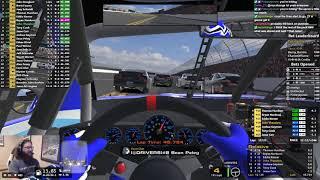 iRacing NASCAR Class B Fixed at Daytona 2/16/2018