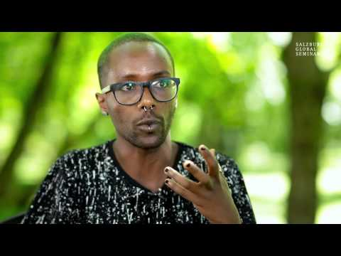 Noel Iglessias And Negede Gezahegn On Seeking Asylum In Austria | Salzburg Global LGBT Forum