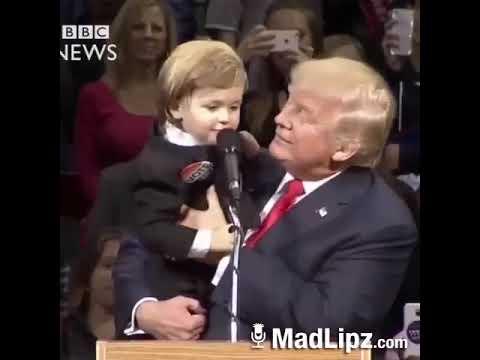 Venezuela Donald Trump Carga A Niño Maduro Coño E Tu Madre Bbc News MadLipz.com