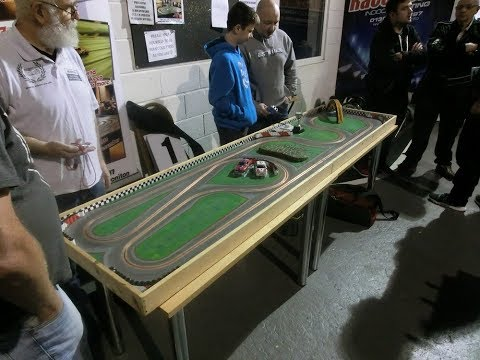 East Devon Slot Racing Club @ Raceworld Exeter