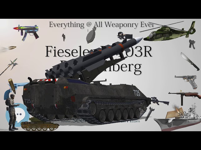Fieseler Fi 103R Reichenberg (Everything WEAPONRY & MORE)💬⚔️🏹📡🤺🌎😜✅