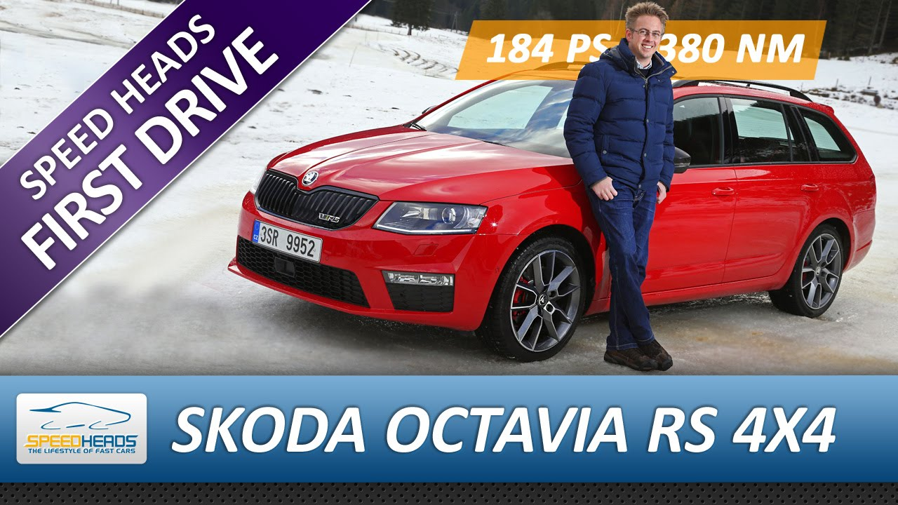 2016 skoda octavia combi rs 2 0 tdi 4x4 test fahrbericht. Black Bedroom Furniture Sets. Home Design Ideas