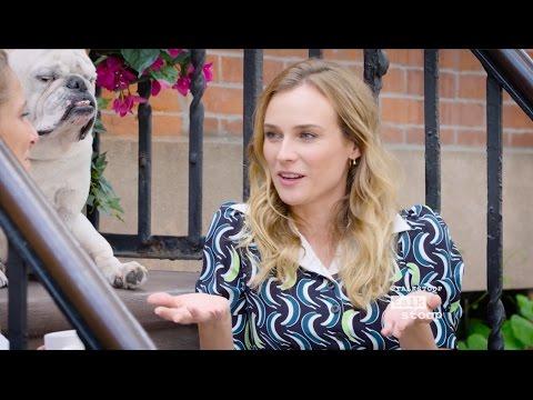 Talk Stoop Featuring Diane Kruger